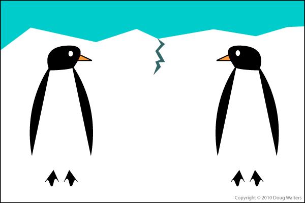 Two Penguins, One Iceberg Episode 001-2