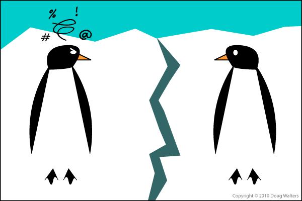 Two Penguins, One Iceberg Episode 001-6