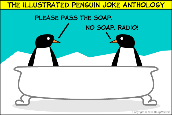 Illustrated Penguin Joke Anthology 001
