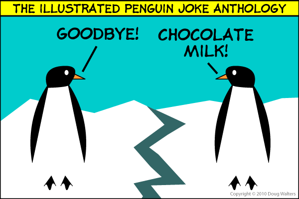 The Penguin Joke Illustrated Anthology 002