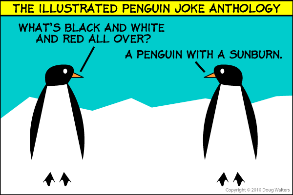 The Penguin Joke Illustrated Anthology 005