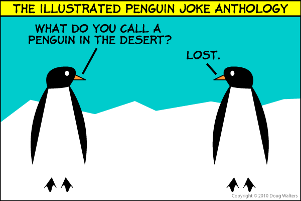 The Penguin Joke Illustrated Anthology 006