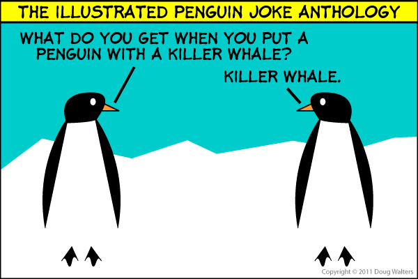 The Penguin Joke Illustrated Anthology 008