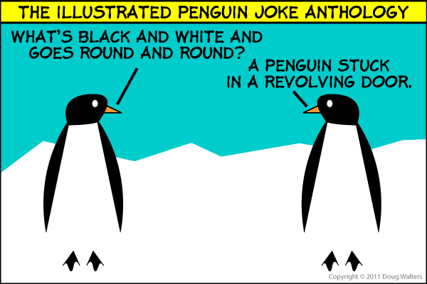 The Illustrated Penguin Joke Anthology 009