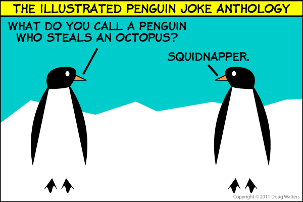 The Illustrated Penguin Joke Anthology 010