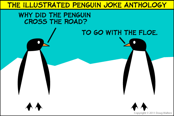 The Illustrated Penguin Joke Anthology 011