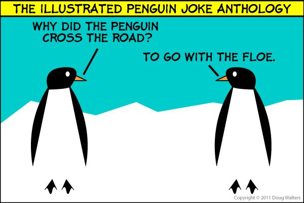 The Illustrated Penguin Joke Anthology 011