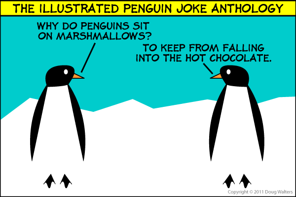 The Illustrated Penguin Joke Anthology 012