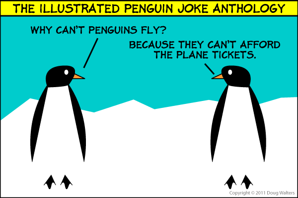 The Illustrated Penguin Joke Anthology 013