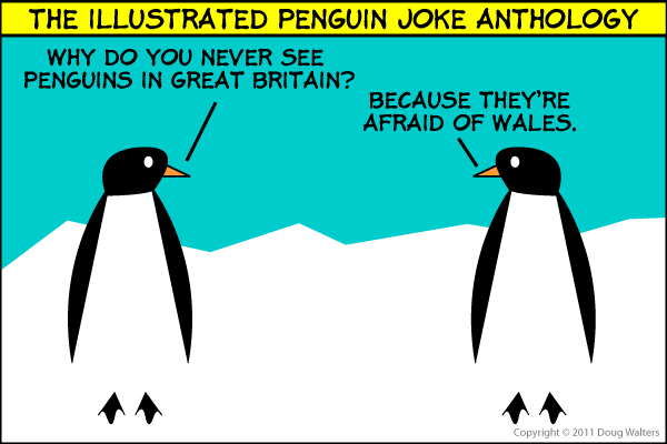The Illustrated Penguin Joke Anthology 014