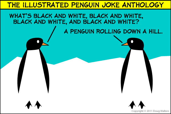 The Illustrated Penguin Joke Anthology 015