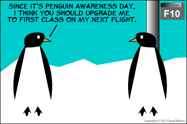 Two Penguins, One Iceberg Episode 63-001